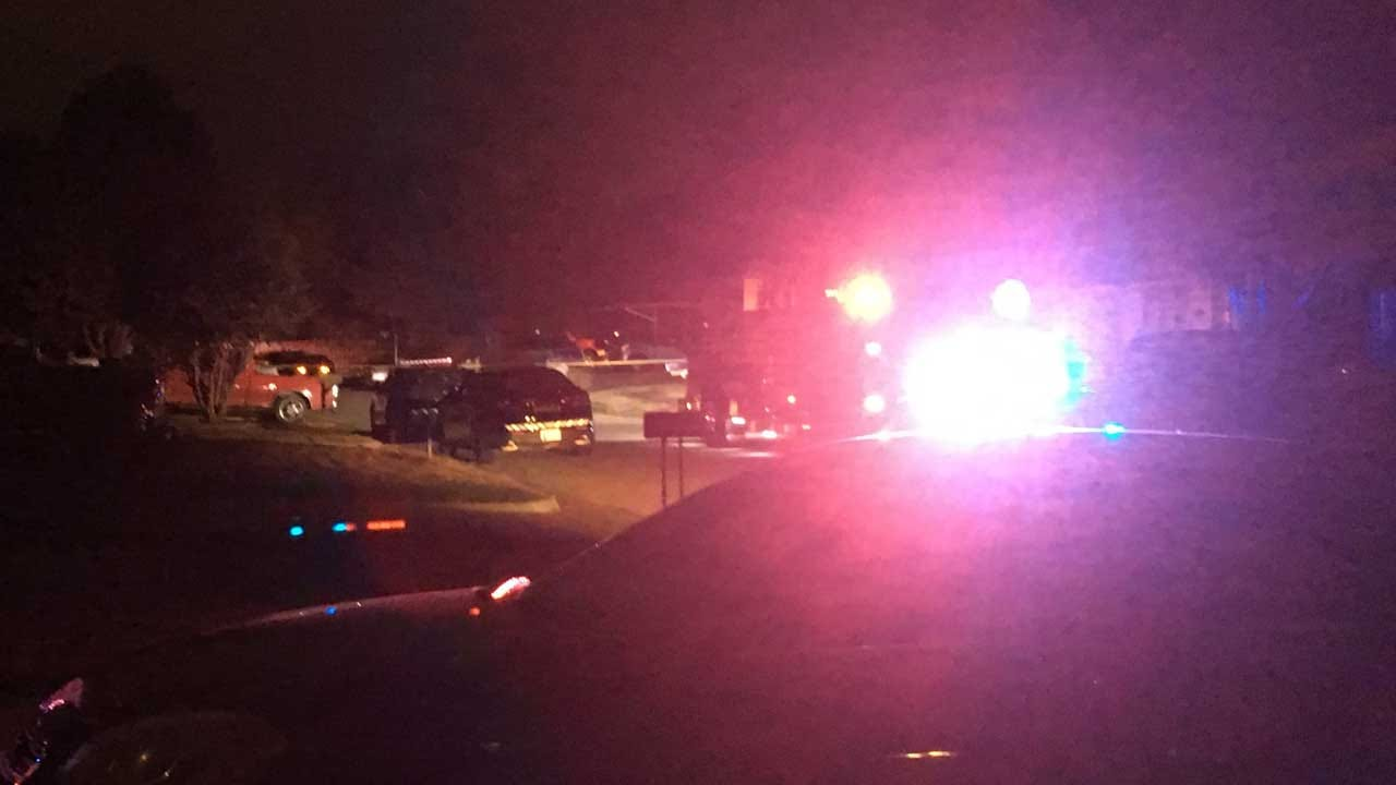 Two Dead, One Injured After Shooting In SW OKC
