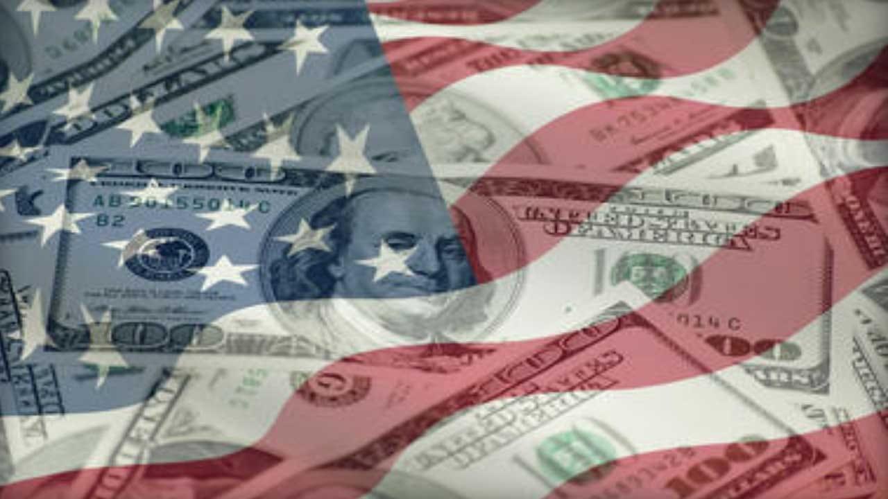 U.S. Budget Deficit Up Sharply In October