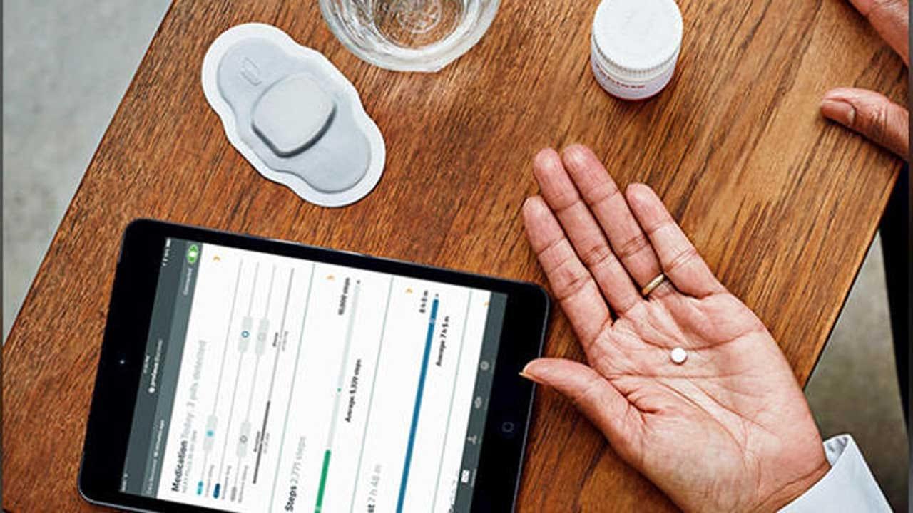 Digital Pill Could Address A 'Big Problem' With Medication
