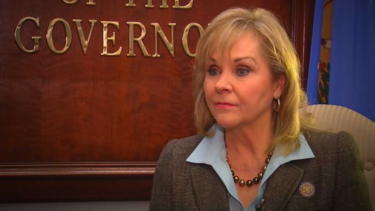 Fallin Responds To New Budget Plan