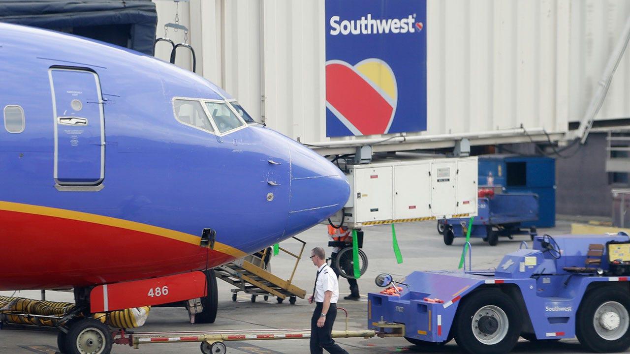Man Accused Of Groping Woman On Flight; Suspect Said Trump 'Says It's OK'