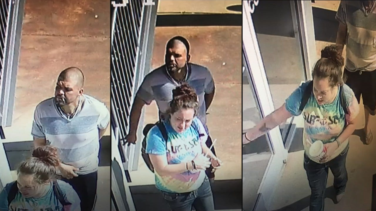 New Suspect Photos In Burglary of State Fire Marshal's Office