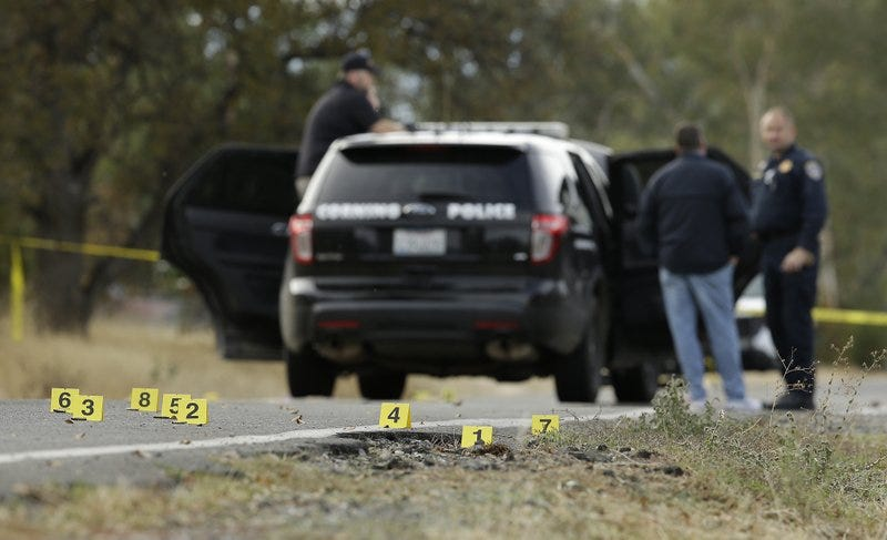 Police Find California Gunman's Wife Dead In Their Home
