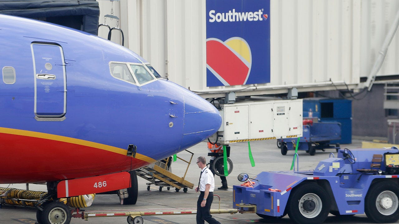Southwest Airlines Pilot Arrested After Loaded Gun Found In Carry-On