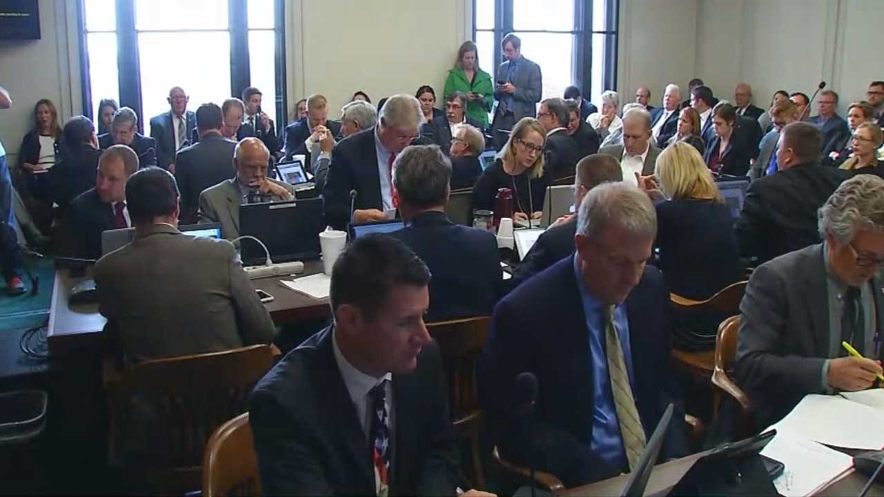 State House Passes Budget Bill