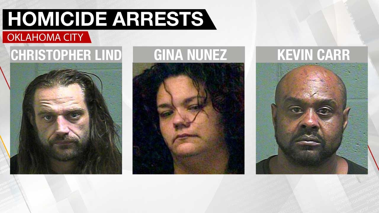 Two Others Arrested In Connection With NE OKC Stabbing Death