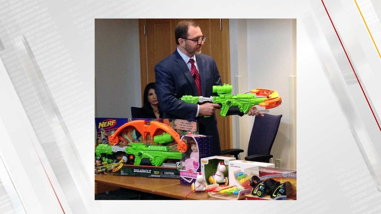'Worst Toys' List Unveiled By Consumer Safety Group