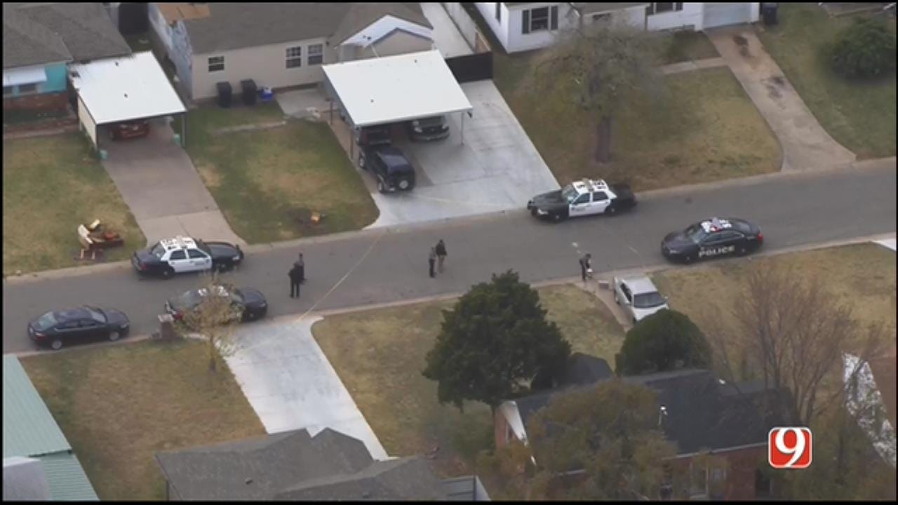 Shots Fired In SW OKC Home Invasion