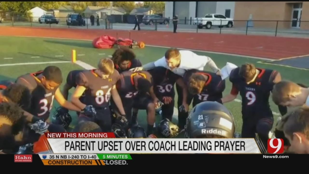 Team Prayer Prompts Group To Ask For Investigation In Norman