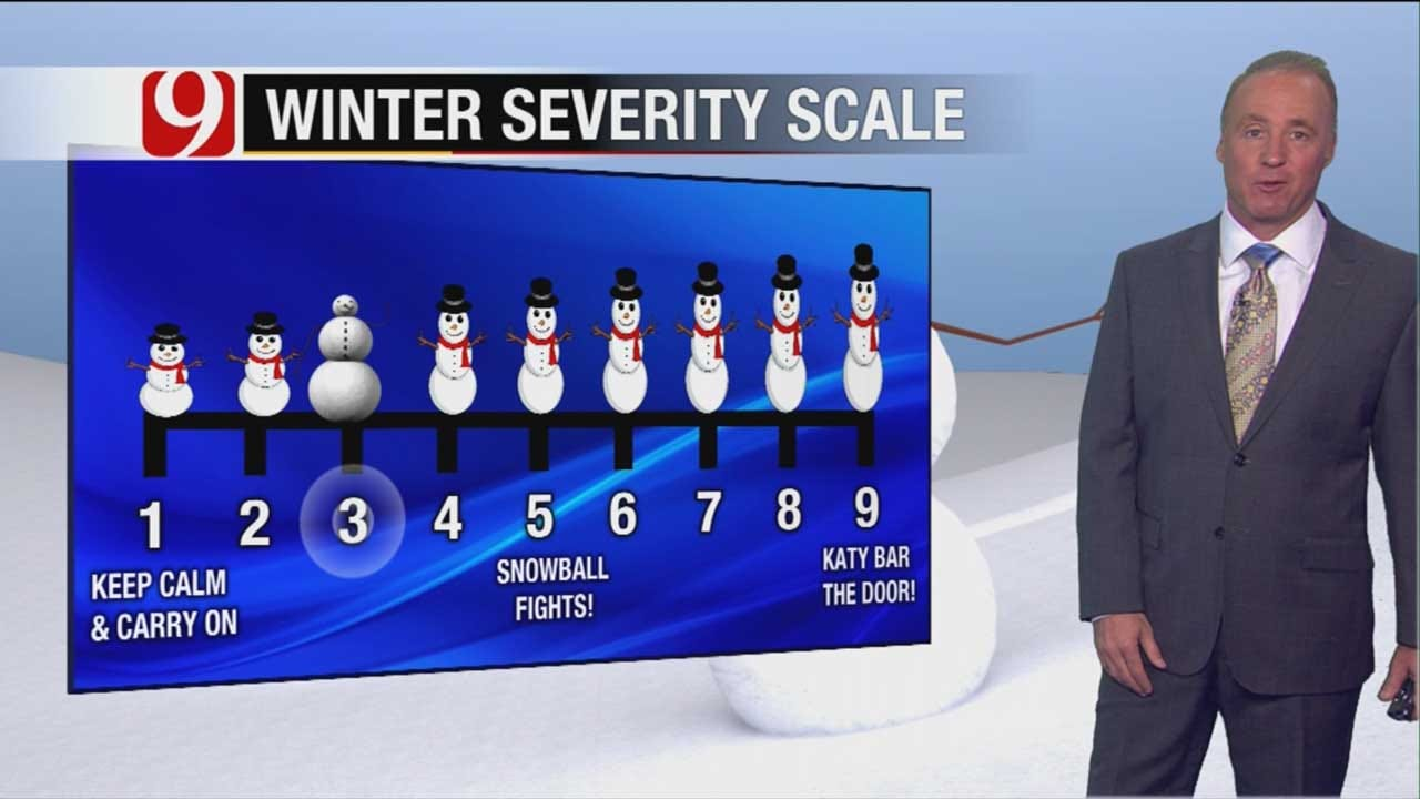 Winter Weather Outlook For Oklahoma