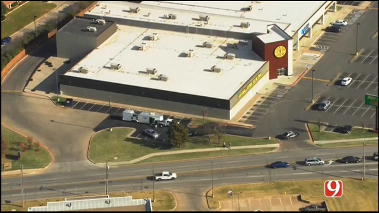 'All Clear' Given After 'Suspicious' Bag Investigation At NW OKC Gym