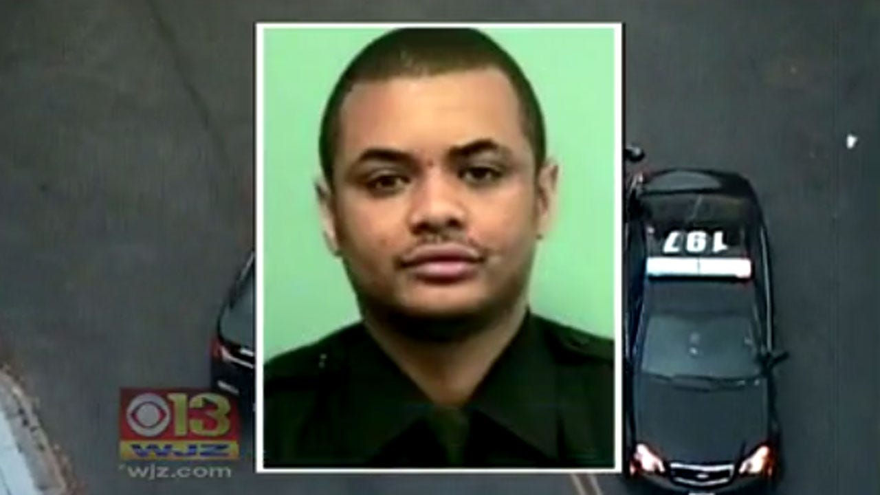 Baltimore Homicide Detective, Father Of 5, Shot Dead