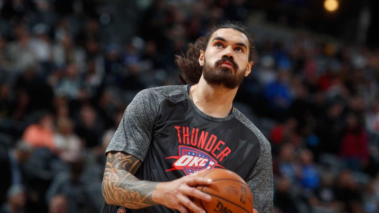 Steven Adams Returns To Lineup For Spurs Clash