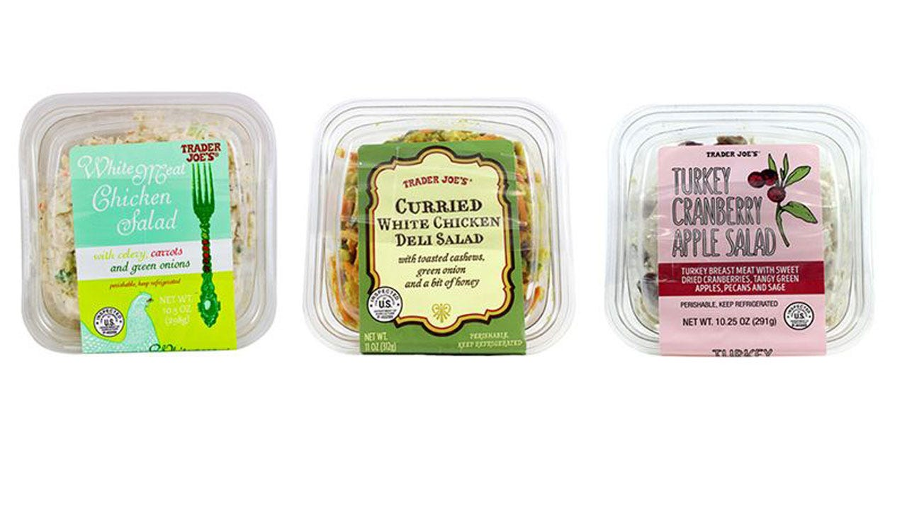 Trader Joe's Recalls Packaged Salads