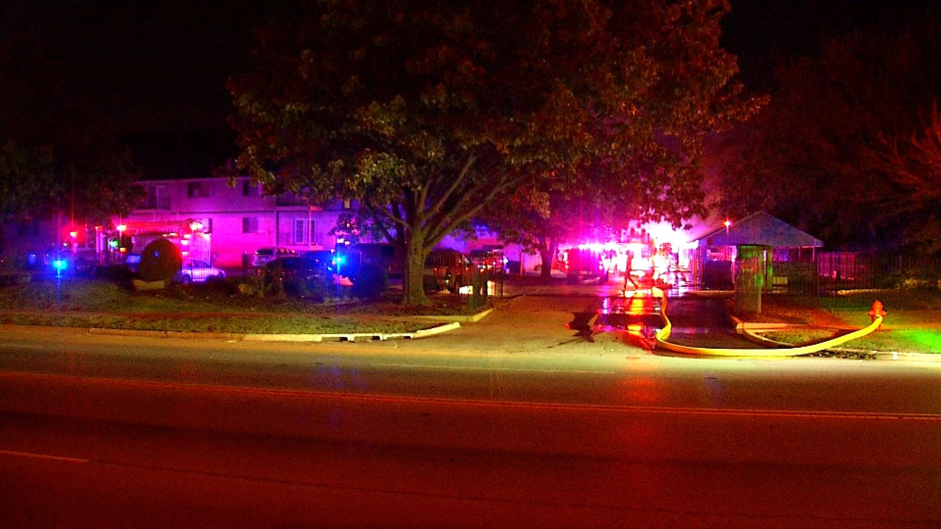 Metro Families In Need After Three-Alarm Apartment Fire In NW OKC