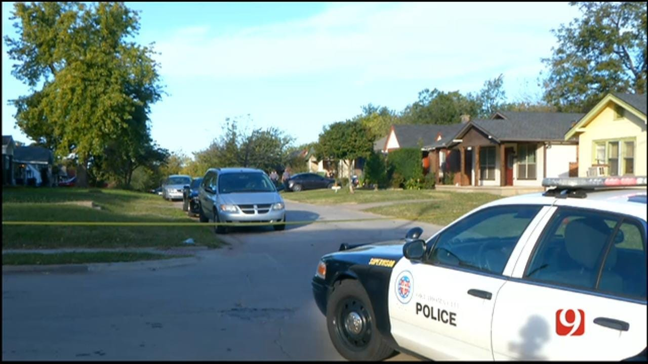 One Injured After Shooting In NW OKC