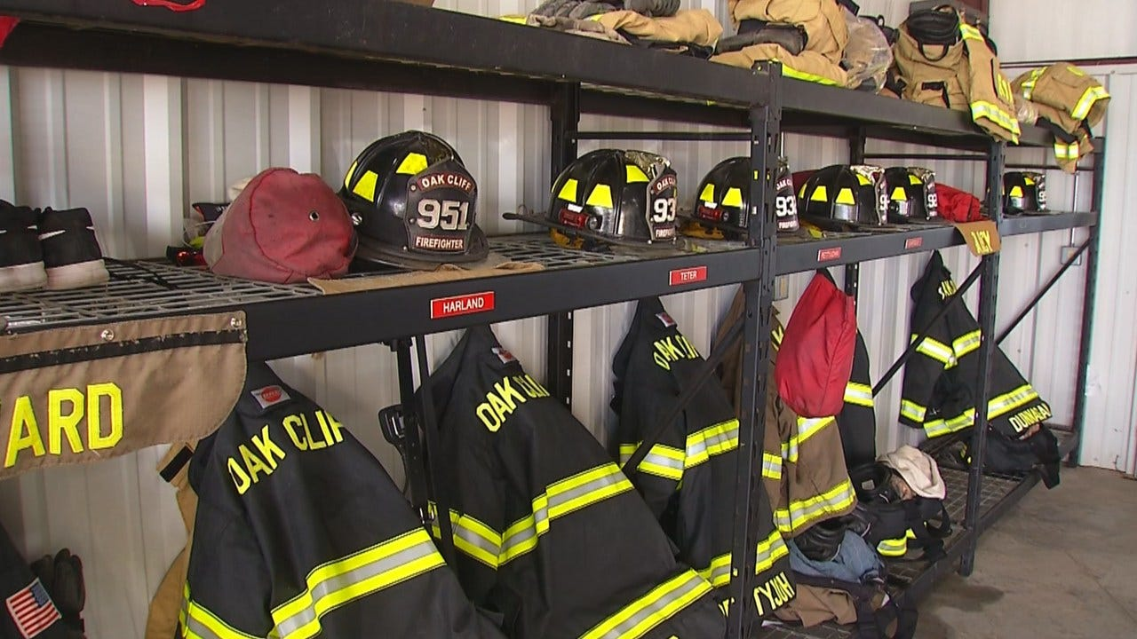 Rural Fire Departments See Volunteer Drought