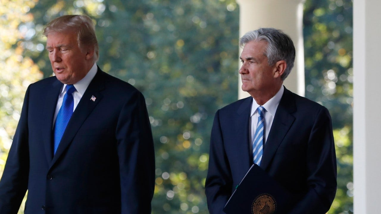 Trump Nominates Jerome Powell As Federal Reserve Chairman