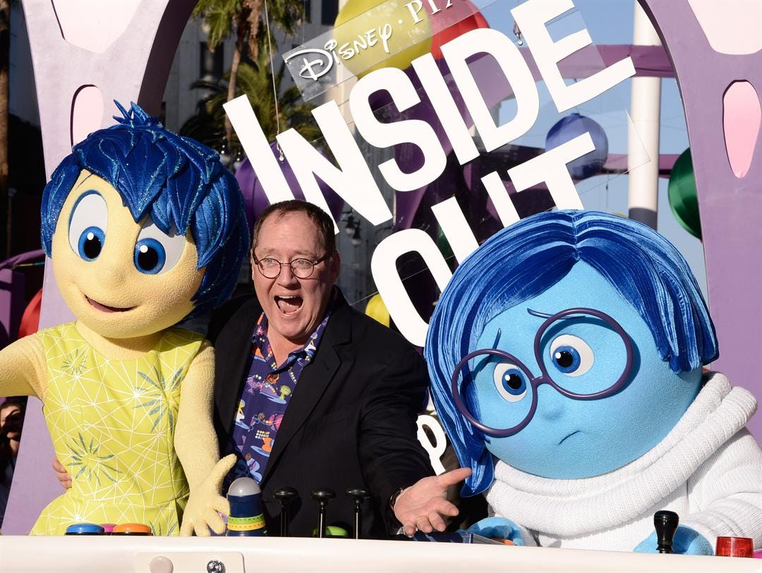 Pixar Chief, John Lasseter, Taking Leave Amid Sexual Misconduct Claims