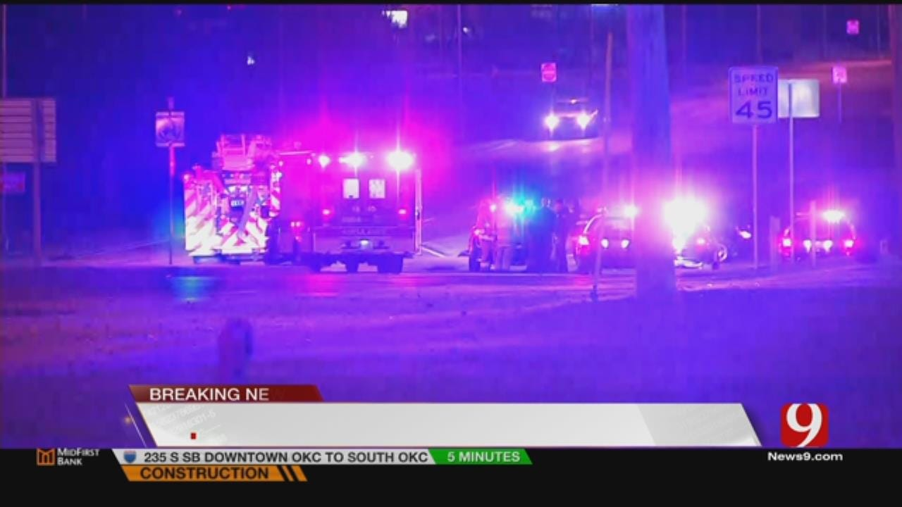Police Chase Ends With Suspect Crashing Into Innocent Driver