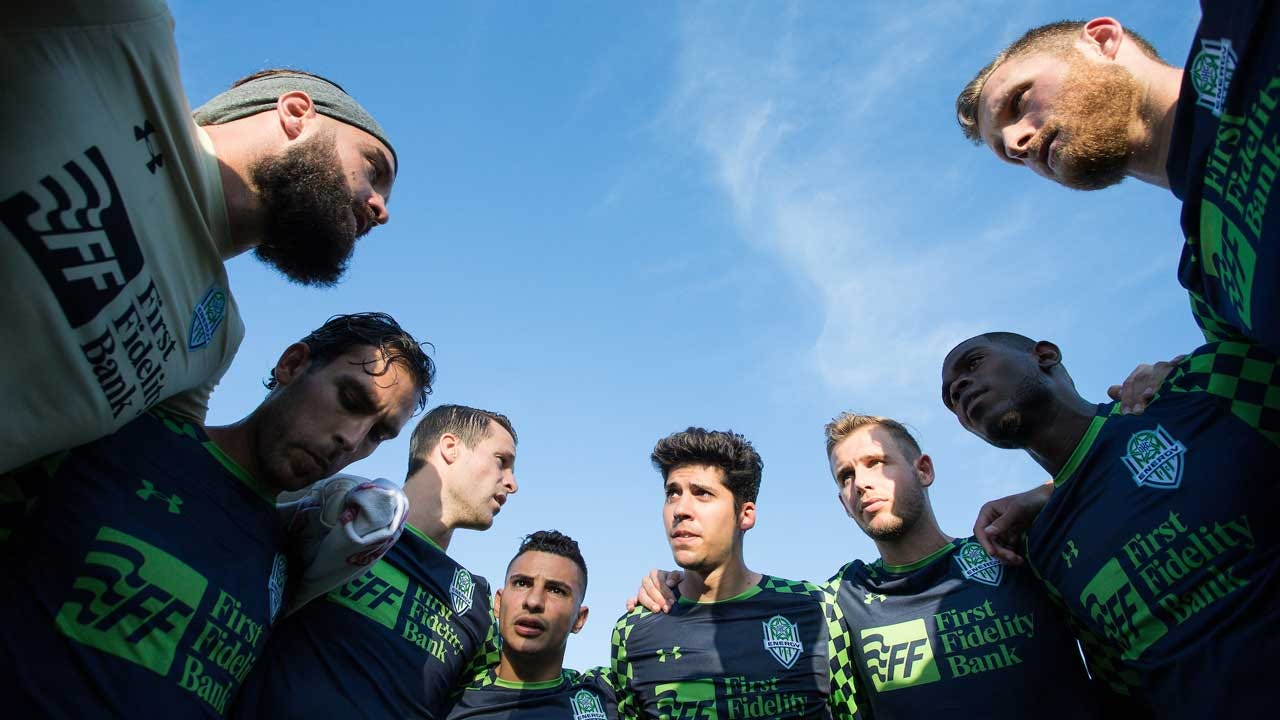 Energy FC Re-Signs Seven Players For 2018