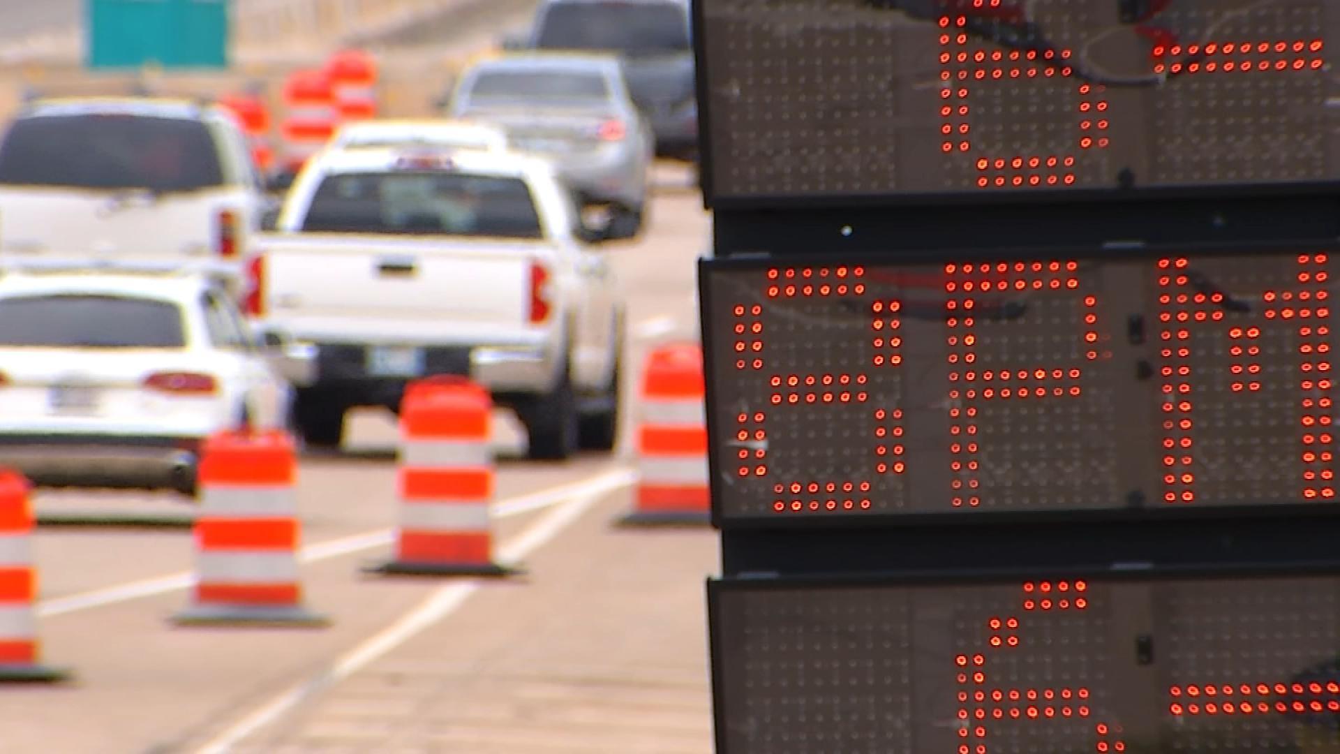 Preparations Begin On Multi-Million Dollar I-35 Construction Project