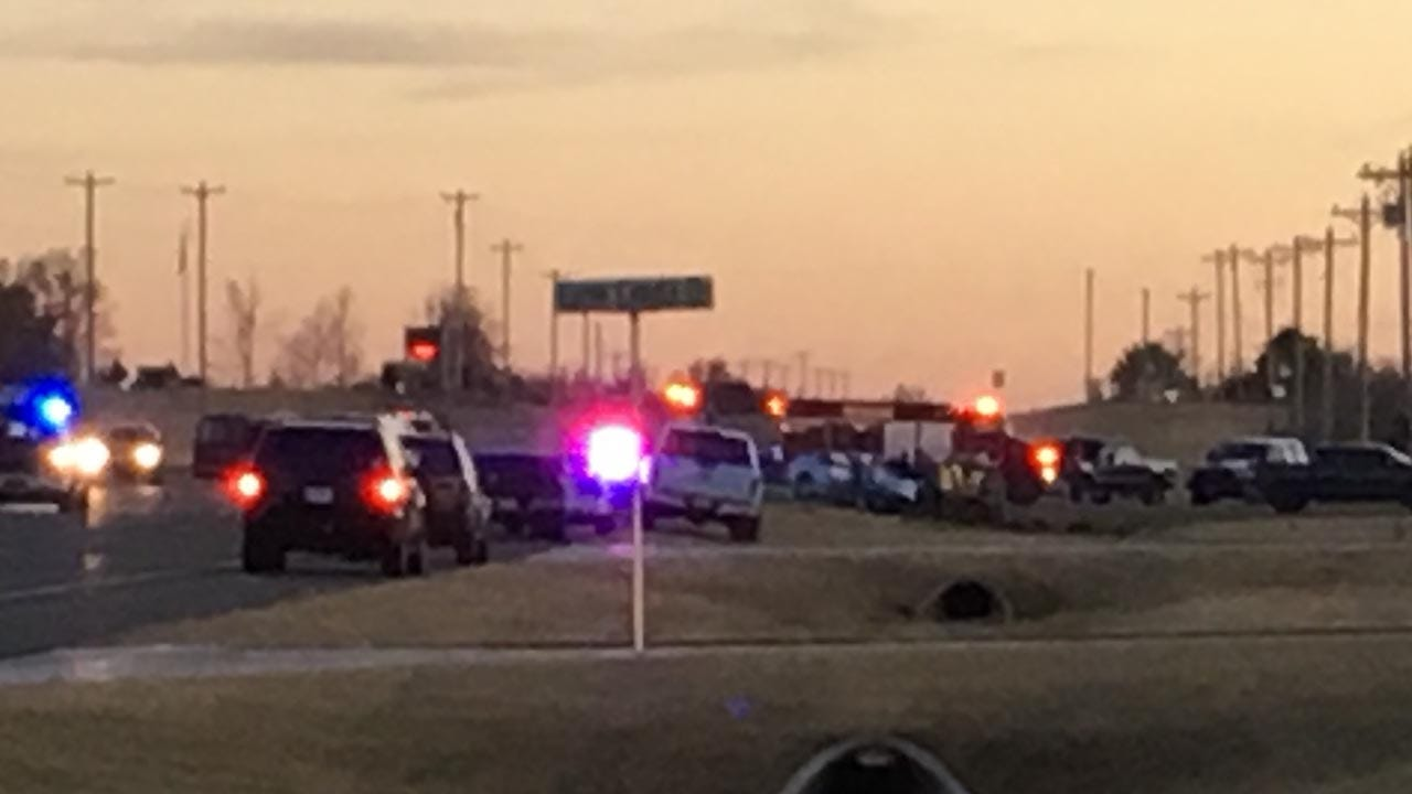 Crash Near Tuttle Kills One, Leaves Another Critical