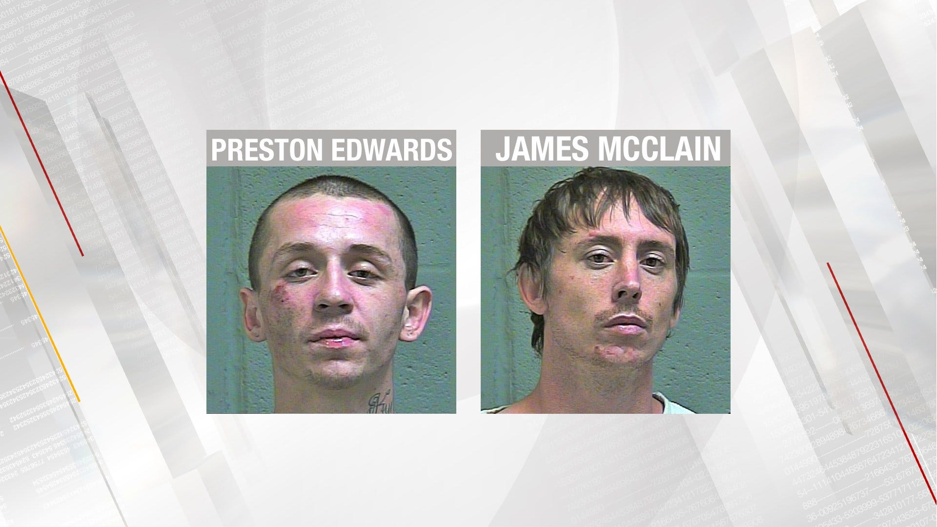 Two Arrested For Bethany Home Invasion