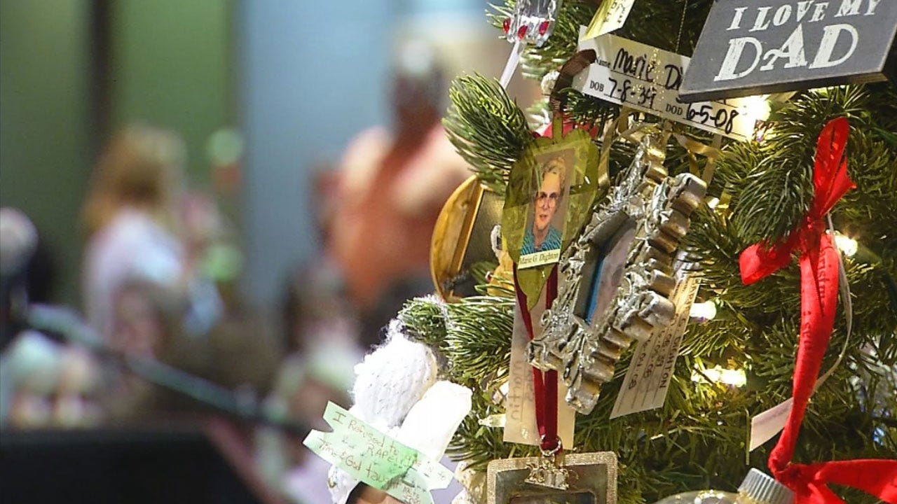 Victims Of Violence Honored For The Holidays