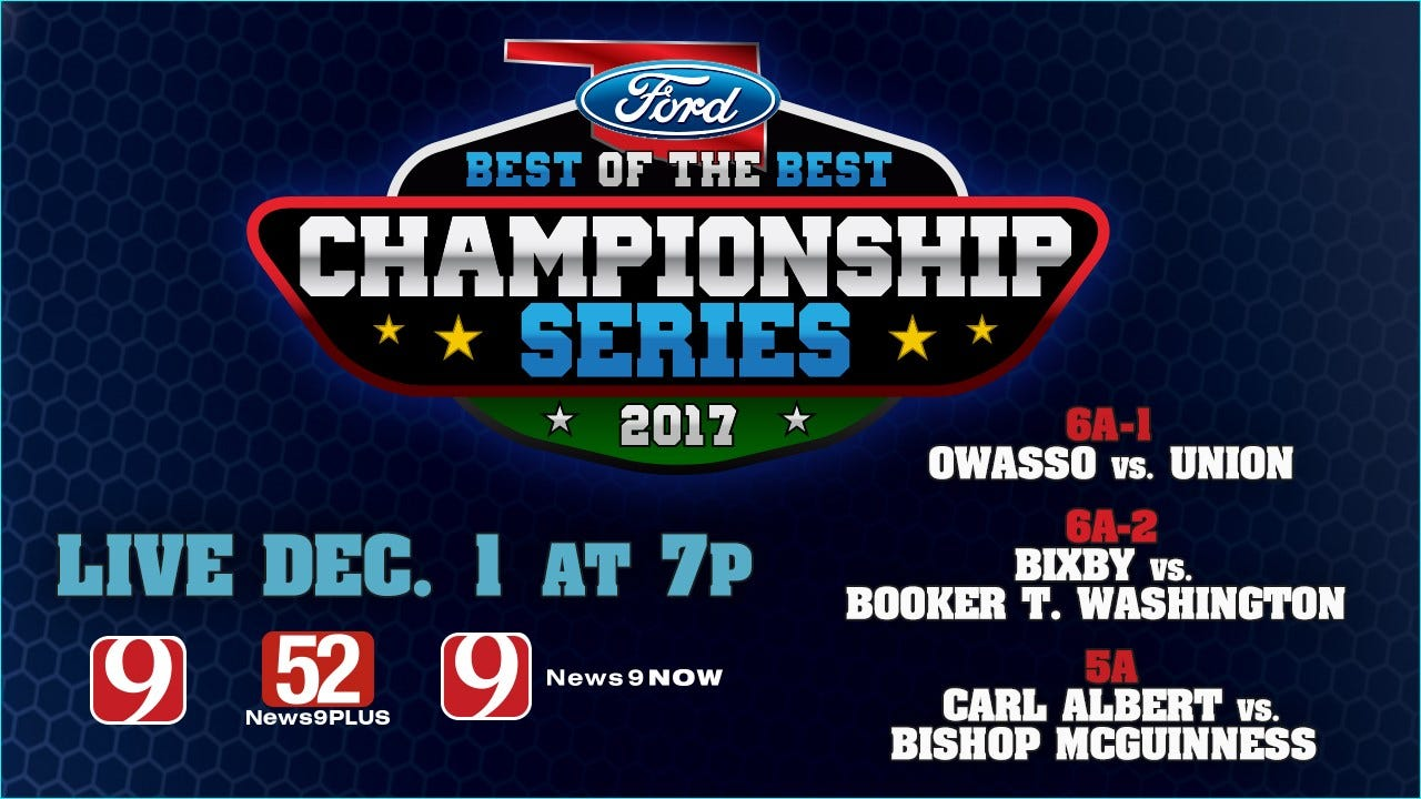 2017 Oklahoma High School Football Championship Series