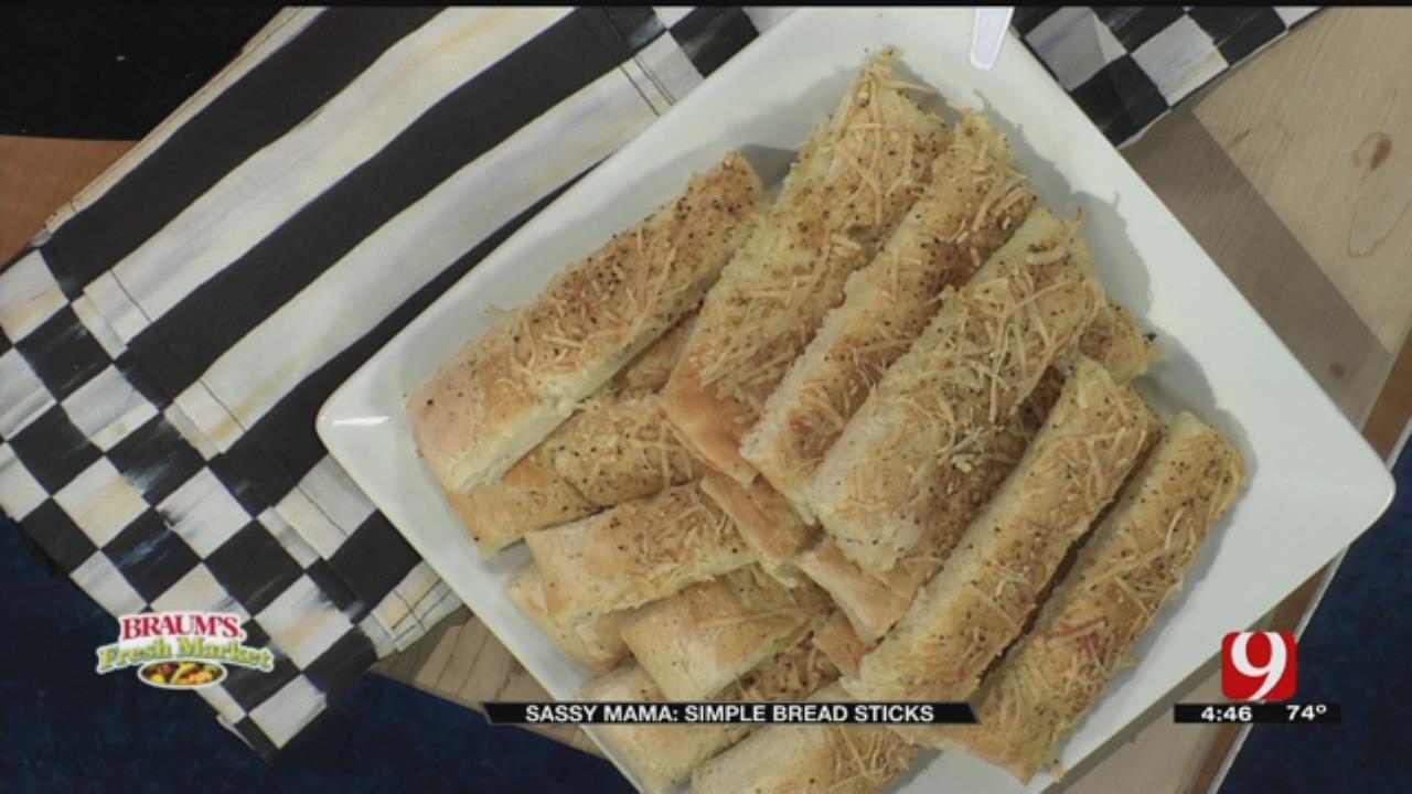 Simple Bread Sticks