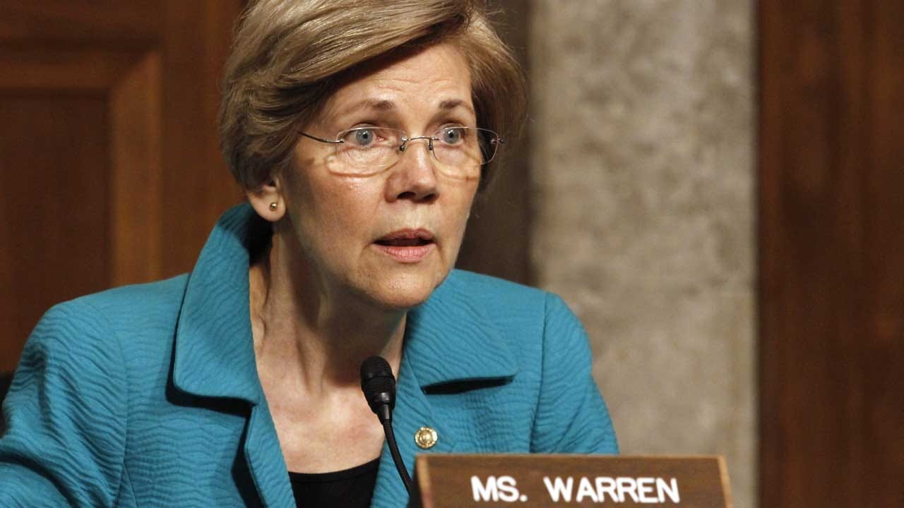 "Elizabeth Warren Says She Will Take A ""Hard Look"" At Running For President"