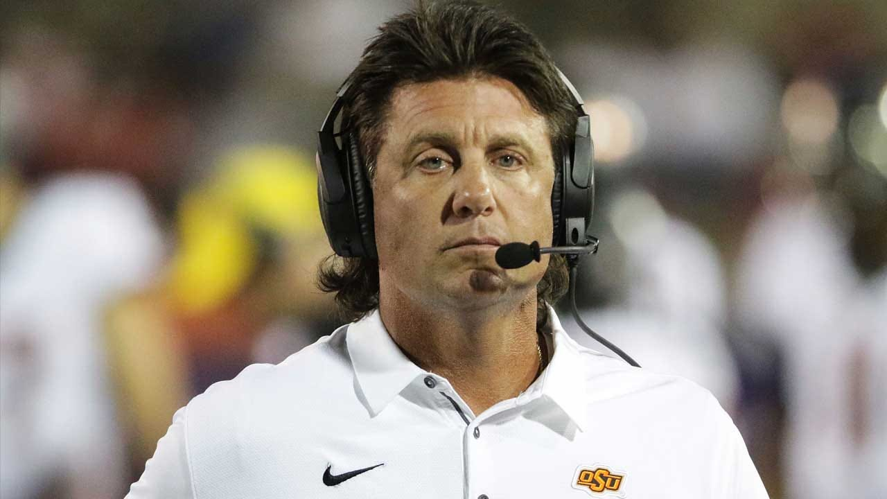 Gundy Turns Down Tennessee, Stays At OSU