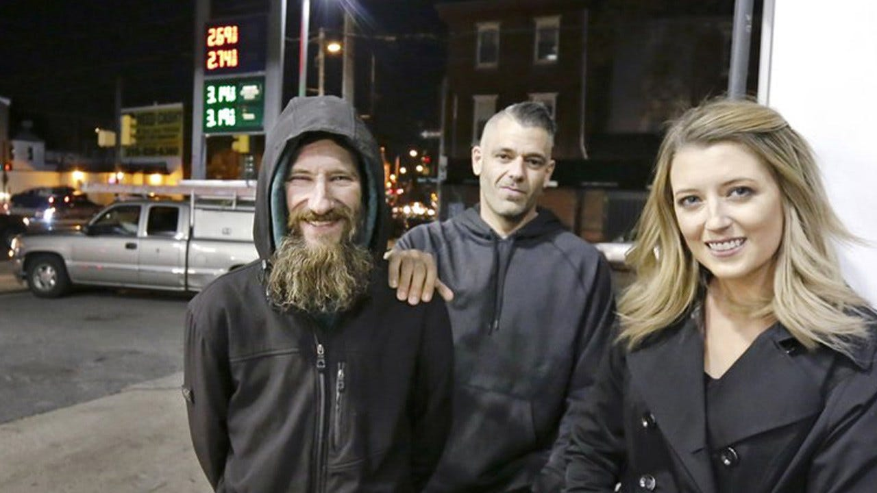 Homeless Samaritan To Get House, Dream Truck, Trust Funds