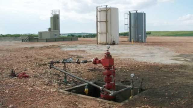 Oil Company Cuts Back Fracking Operations Near Yukon