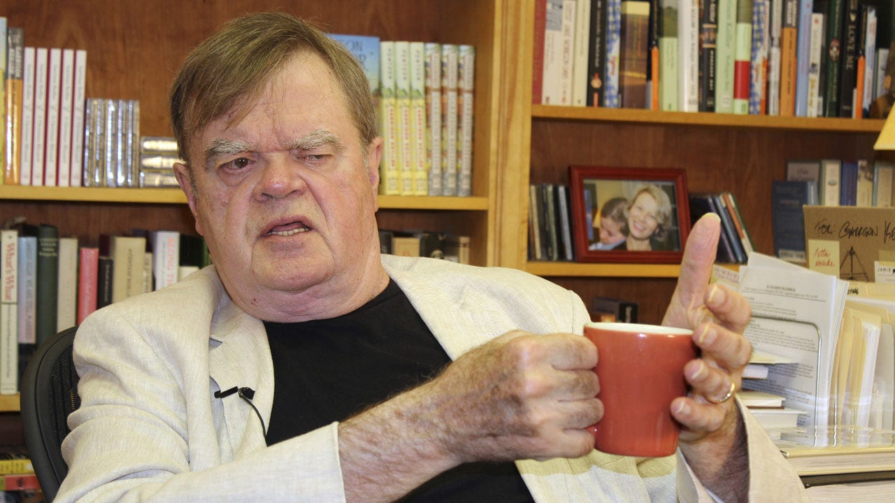Garrison Keillor Fired Over Alleged Improper Behavior