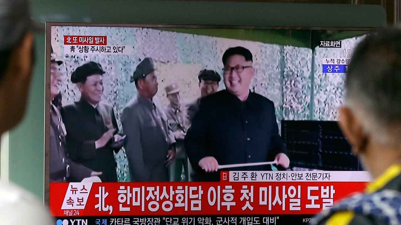 North Korea Claims To Have Successfully Launched New Type Of ICBM