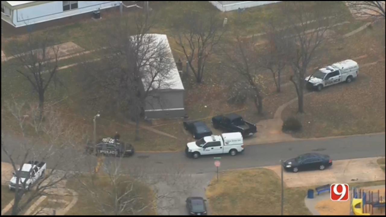 Police Investigating Homicide At SE OKC Mobile Home Park