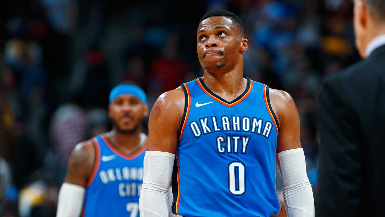 Thunder Looks To Shake Road Woes Against Orlando