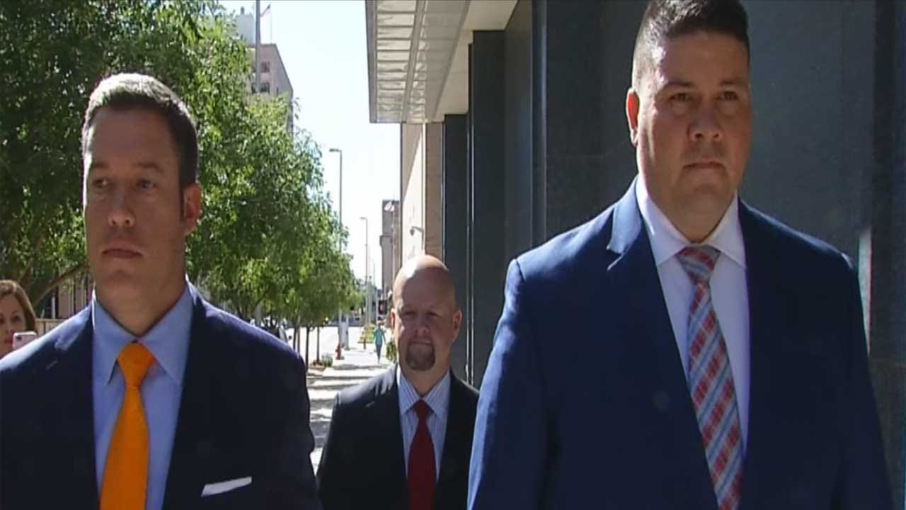 Former State Sen. Ralph Shortey Enters Guilty Plea In Court