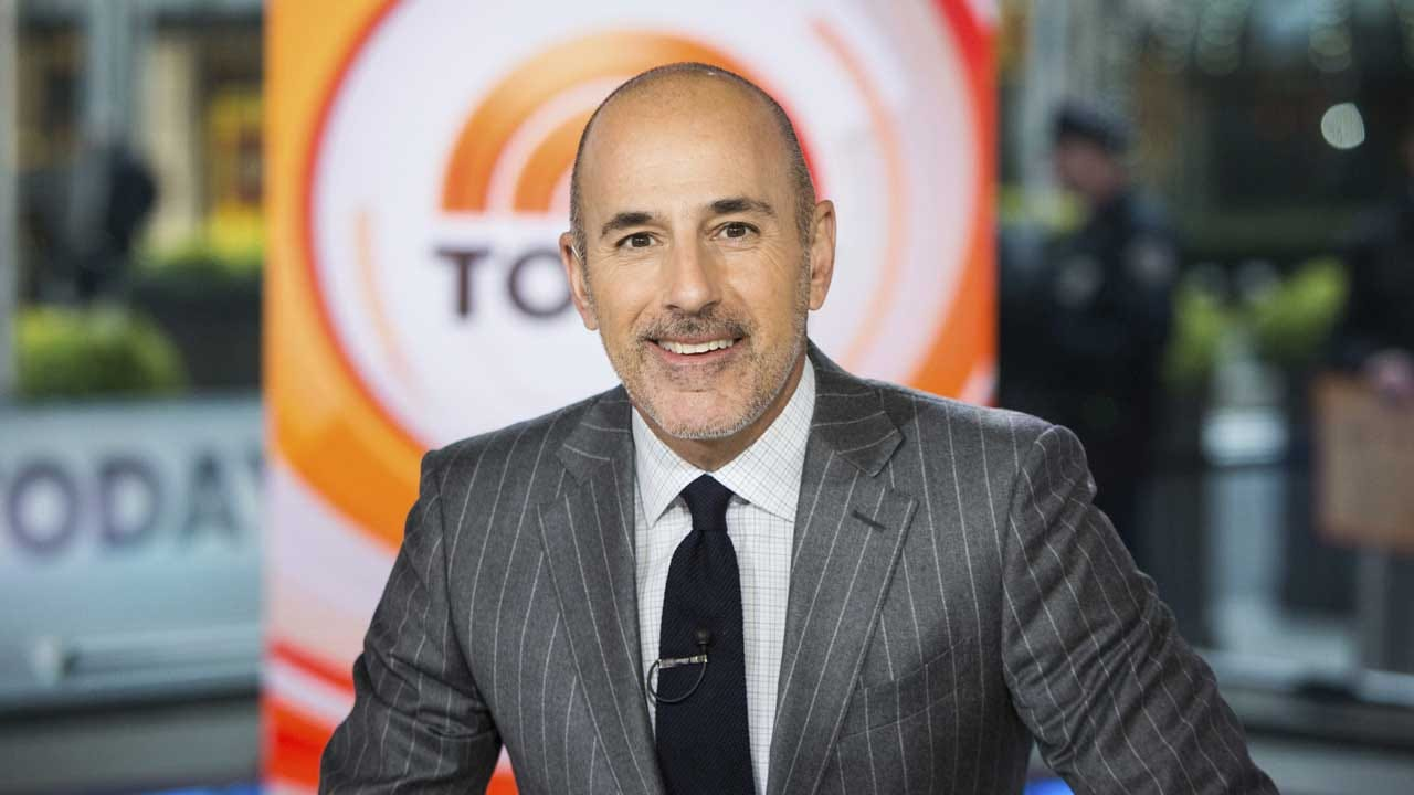 Matt Lauer On Sexual Misconduct Allegations: 'I Am Truly Sorry'