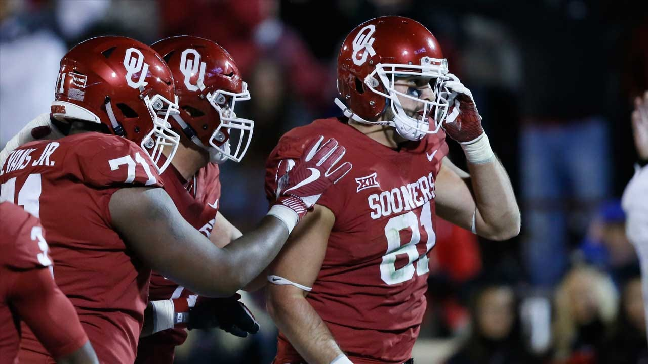 Sooners Abound On All-Big 12 Football Teams