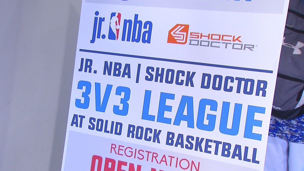 Oklahoma Gym To Host Junior NBA League
