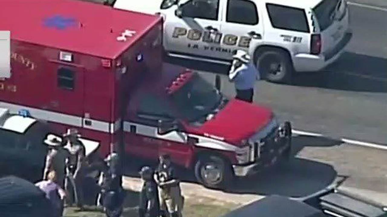 26 Killed In Shooting At Church In Sutherland Springs, Texas