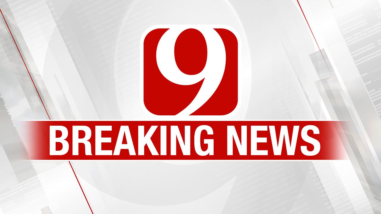 Emergency Crews At Scene Of Lake Hefner Parkway Fuel Spill