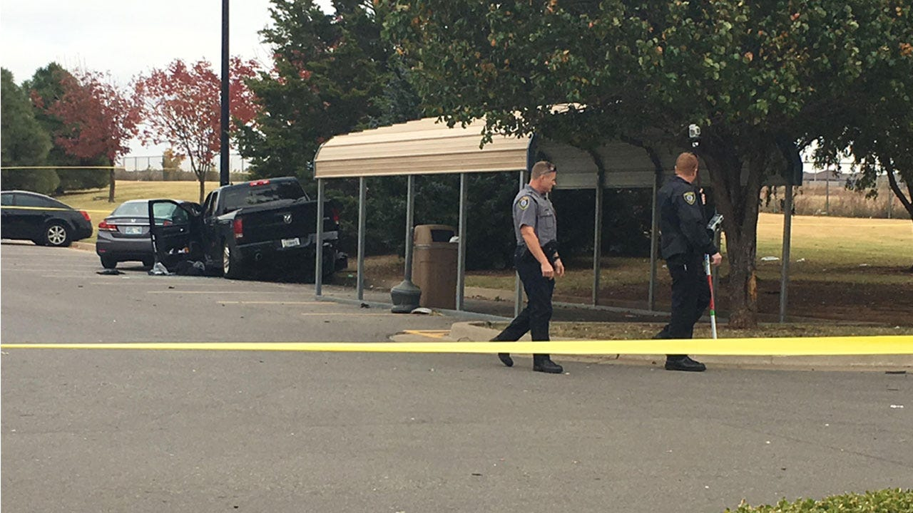 Police Investigate Fatal Shooting In NW OKC Walmart Parking Lot