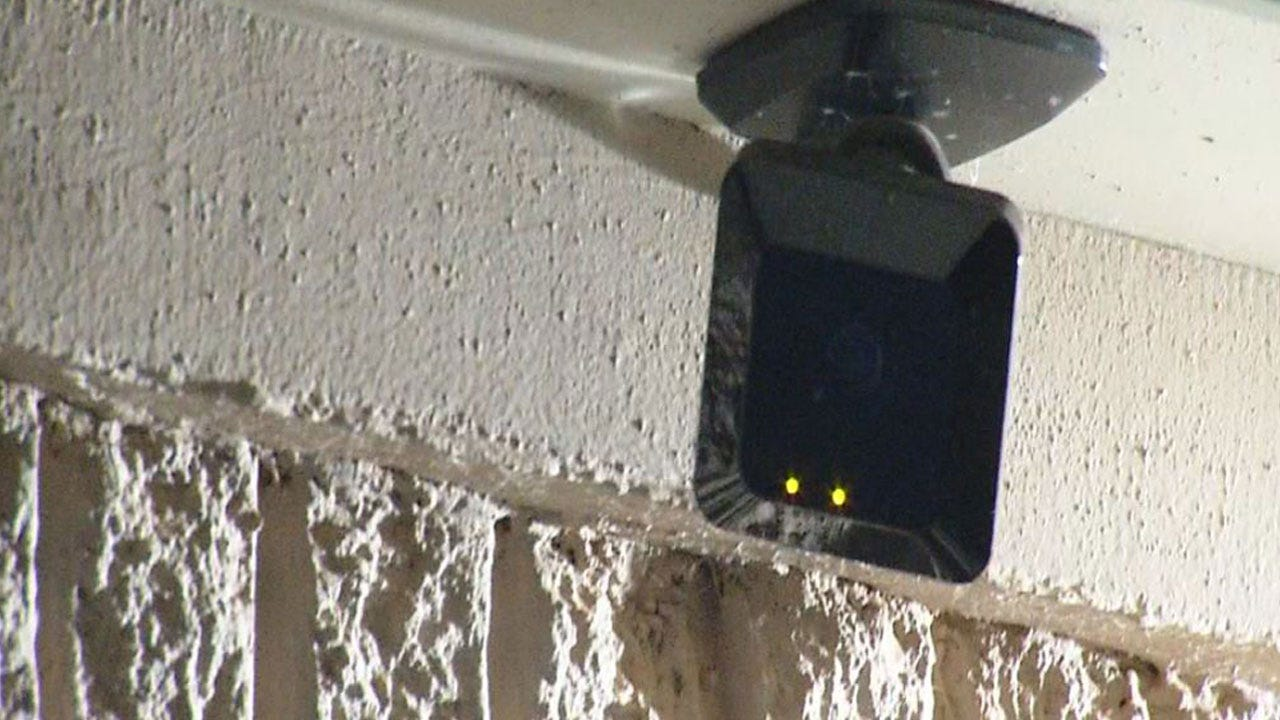 Burglary Suspects Caught On Home Security Cameras