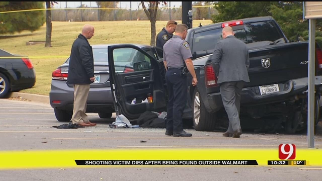 One Found Fatally Shot At NW OKC Walmart