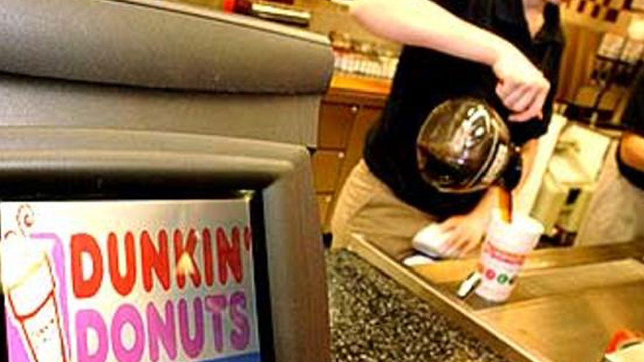 Dunkin' Donuts Worker Accused Of Selling Drugs On Job
