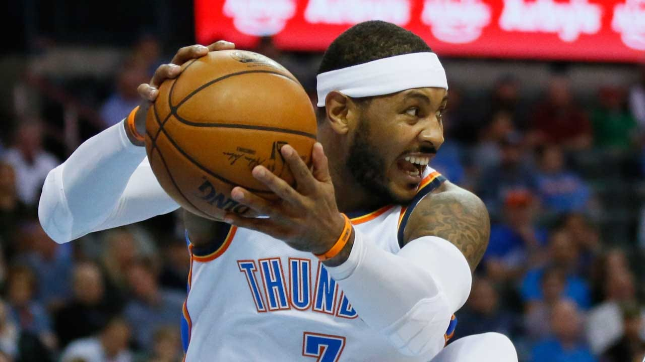 Thunder Tries To Bounce Back Against Kings